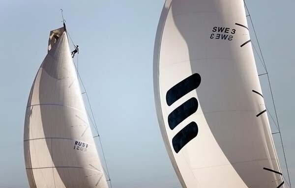 Кругосветная регата Volvo Ocean Race (32 фото)