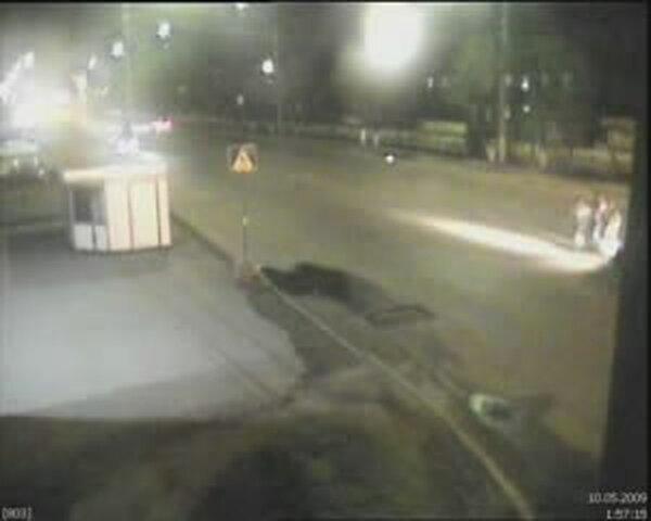 В Кирове 13-летний школьник сбил троих пешеходов (видео)