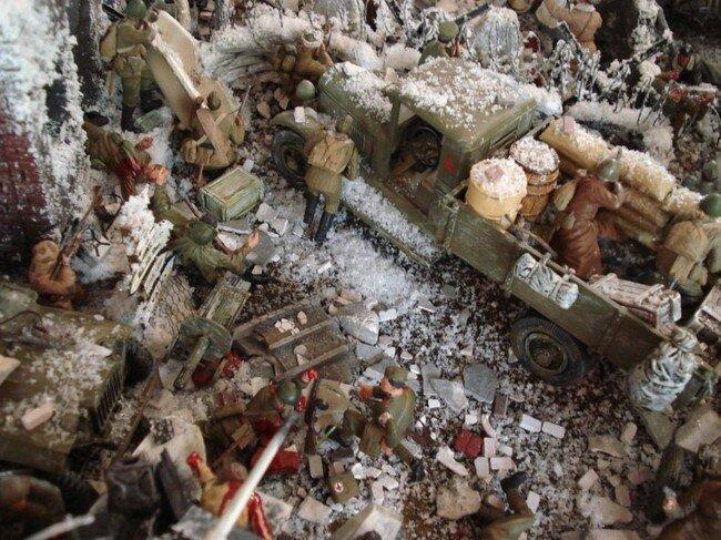 Сталинградская битва (37 фото)