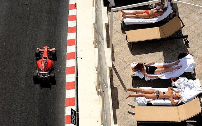 Гран-При Монако. Формула 1 (19 фото)