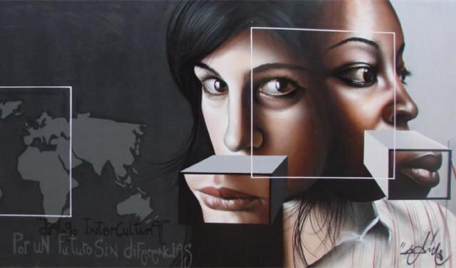 Шикарные граффити (11 фото)