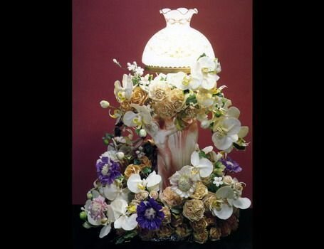 Цветы из керамики (7 фото)