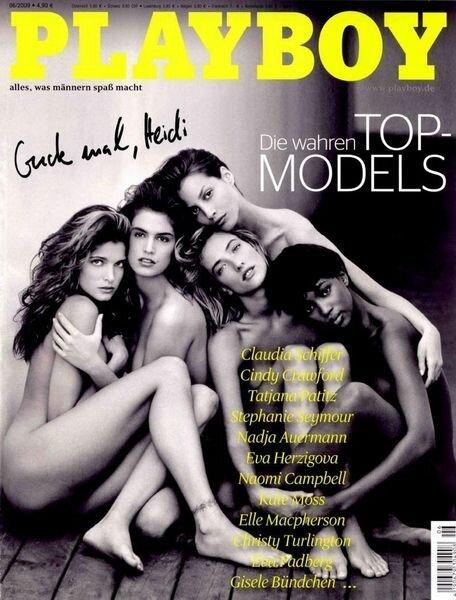 Top models: Playboy (DE) (17 фото)