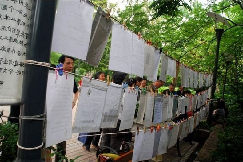 """Китайский """"сайт"""" знакомств (13 фото)"""