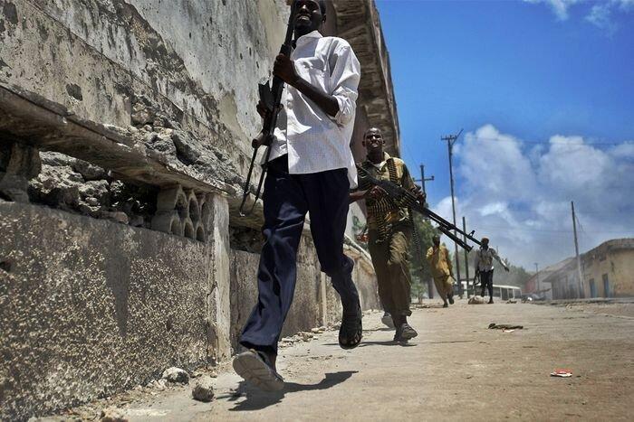 Гражданская война в Сомали (29 фото)