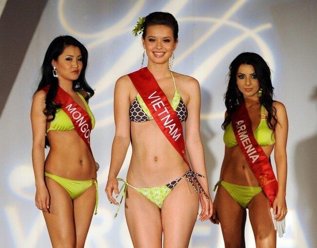 Мисс Азия 2009 (7 фото)