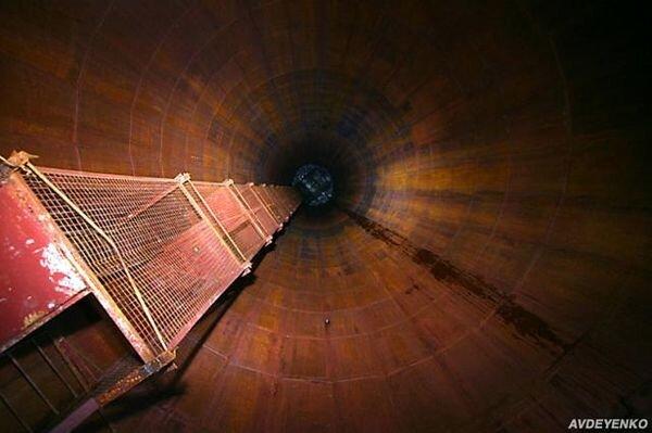 Заброшенный адронный коллайдер (13 фото)