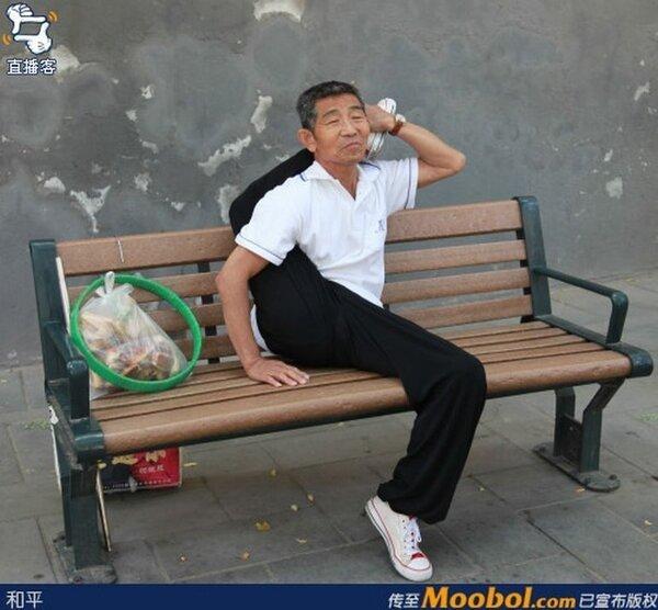 Китайский йог (7 фото)