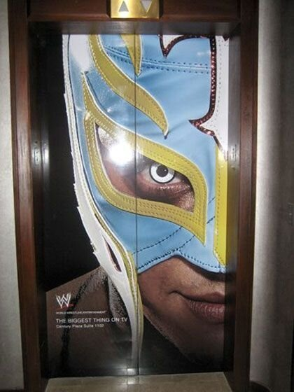 Креативные лифты (31 фото)