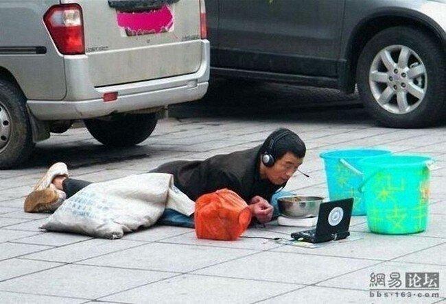 Кино в Китае (2 фото)