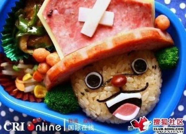 Забавнвя еда (6 фото)