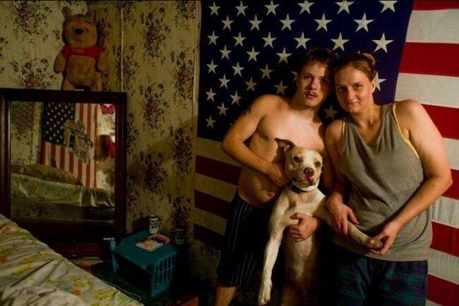 Отбросы американской мечты (40 фото)