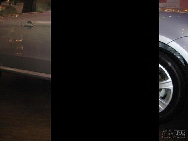 Шикарная малышка с автосалона (6 фото)