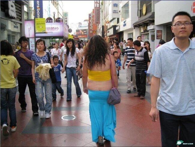 Кошмар на улицах Китая, продолжение (2 фото)