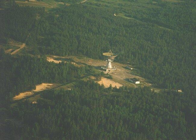 Советские радиотелескопы (14 фото)