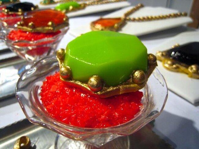 Конкурс поделок из желе Jell-O Mold (21 фото)