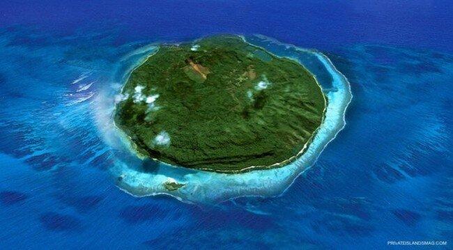 Острова знаменитостей (12 фото)