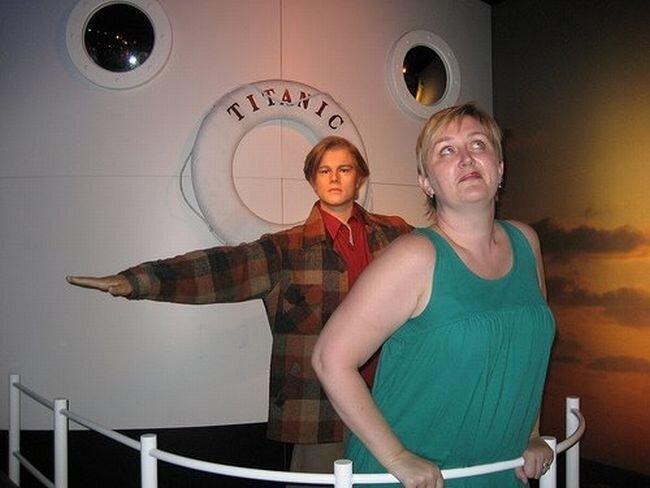 Фанаты Титаника (27 фото)
