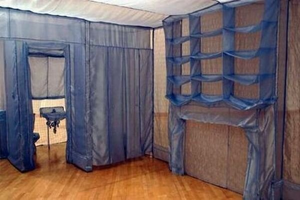 Дом ткани (6 фото)