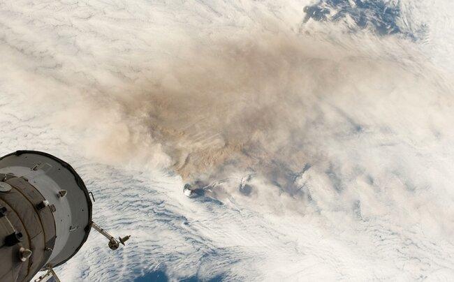 Фотографии с Международной космической станции (35 фото)