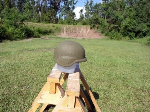 Насколько прочен шлем (20 фото)