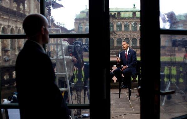 Обама уже как пол года (37 фото)
