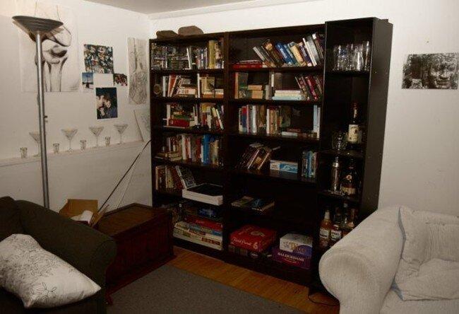 Секретная комната (6 фото)