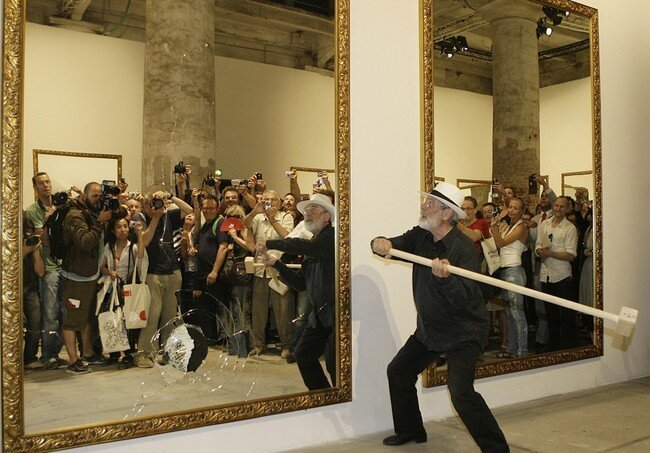 Венецианская биеннале 2009 (The Venice Biennale) (29 фото)