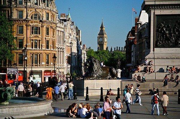 Большой Лондонский пост (110 фото)