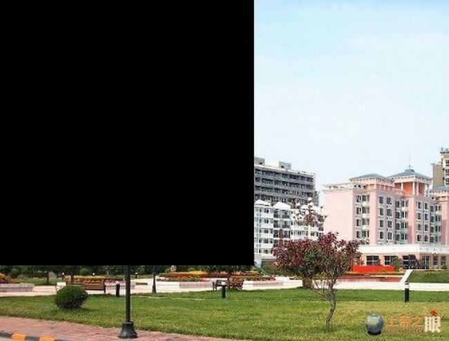 Гостиница в Китае (5 фото)