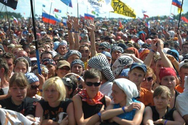 Фестиваль Нашествие-2009 (40 фото)