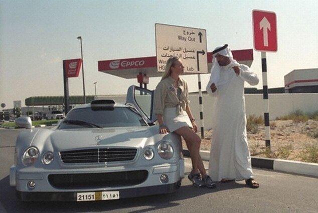 Суперкары ОАЭ (100 фото)