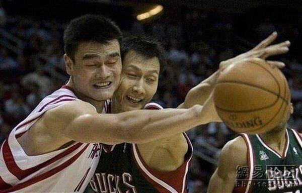 О баскетболле с юмором (47 фото)