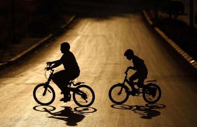 Велосипеды со всего света (22 фото)