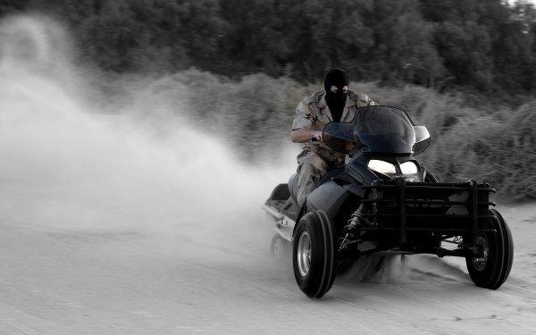 Песчаный супербайк Platune Sand-X Bike (9 фото)