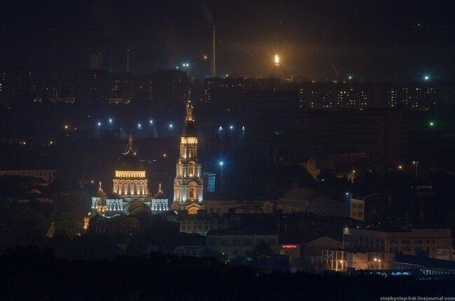 Харьков с высоты (30 фото)