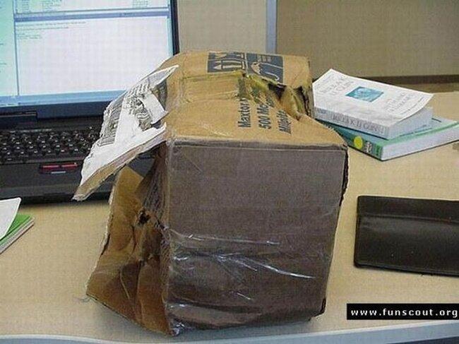 Почта - зло (19 фото)