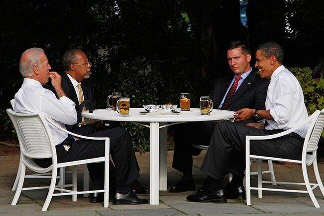 Пивной саммит (2 фото)