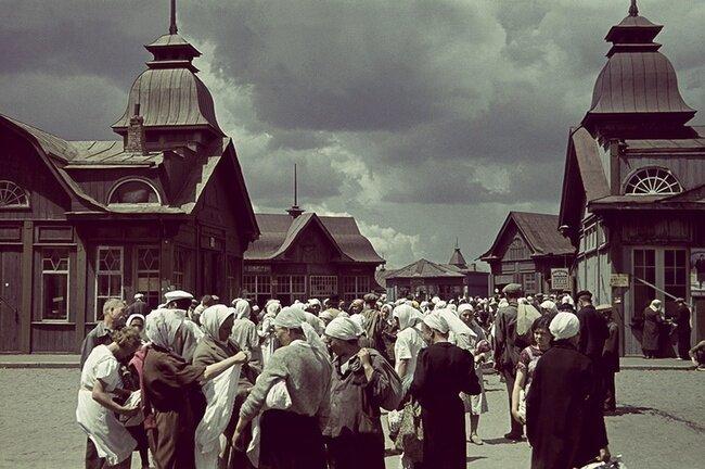 Оккупированный Харьков (16 фото)