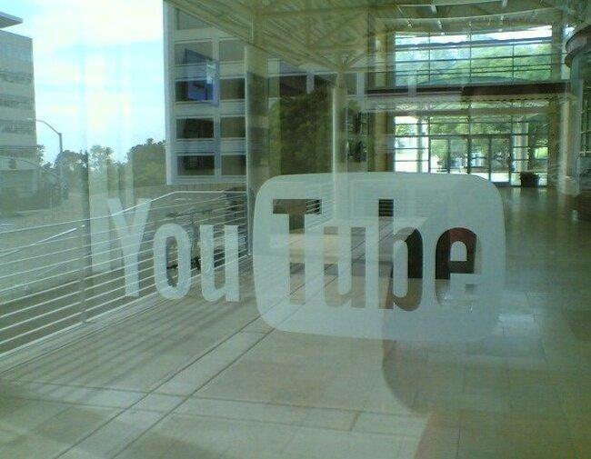 Офис YouTube (19 фото)