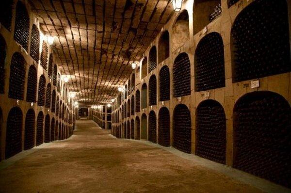 Винные подвалы (10 фото)
