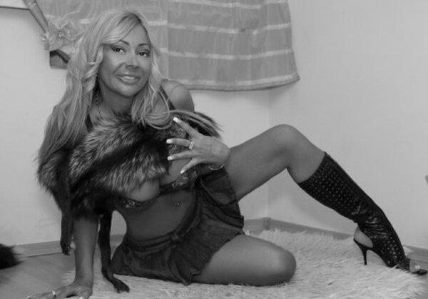 Блонда Реальная (9 фото)