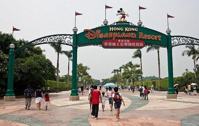Гонконгский Диснейленд (27 фото)