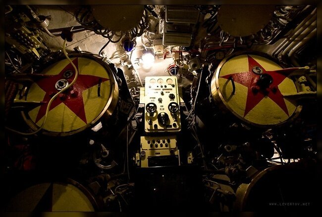 Подводная лодка Б-413 (25 фото)