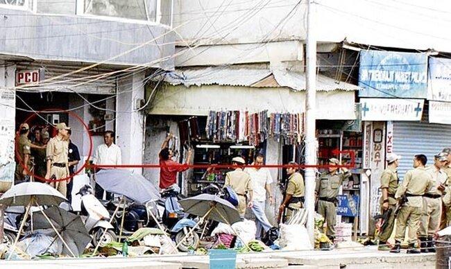 Неоправданная жестокость индийской полиции (5 фото)