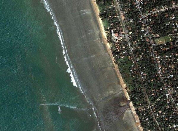 Земля глазами спутника (11 фото)