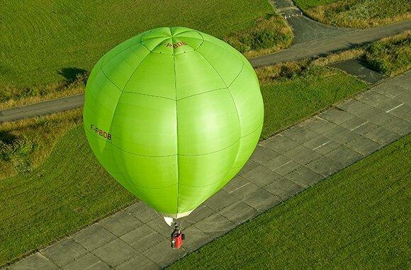 Фестиваль воздушных шаров - Франция 2009 (18 фото)