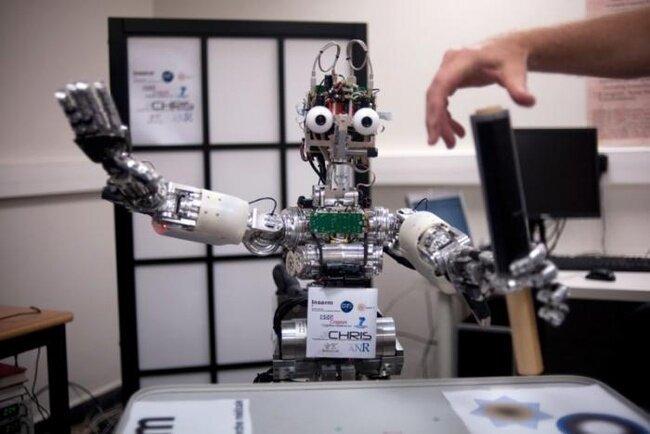 Современные роботы (35 фото)