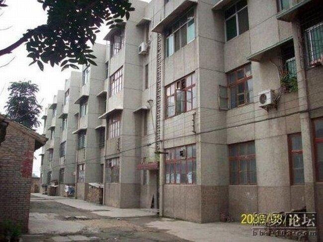 Дома в Китае (15 фото)