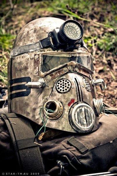 Fallout 2009 «Ничто человеческое»